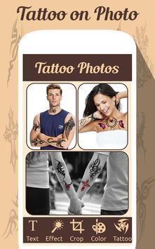 Tattoo For Photo screenshot 4