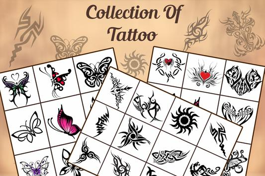 Tattoo For Photo poster
