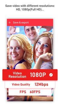 Screen Recorder With Audio And Editor & Screenshot apk screenshot