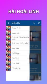 Hai Hoai Linh Video Hoai Linh apk screenshot
