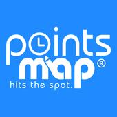 PointsMap icon