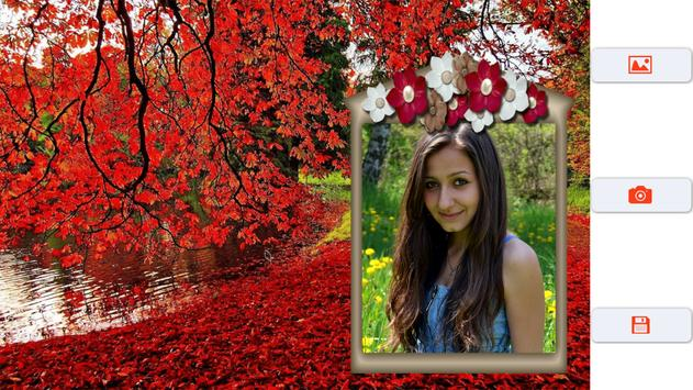 Autumn Photo Frame apk screenshot