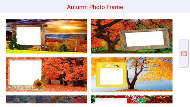 Autumn Photo Frame screenshot 5