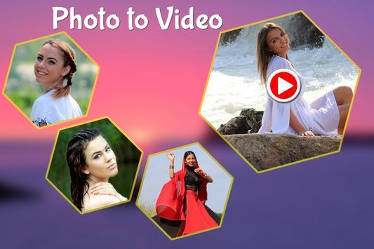 Photo to Video Maker screenshot 1