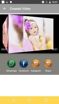 Photo to Video Maker screenshot 5