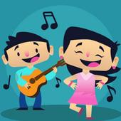 Video Lagu Anak Bahasa Inggris icon