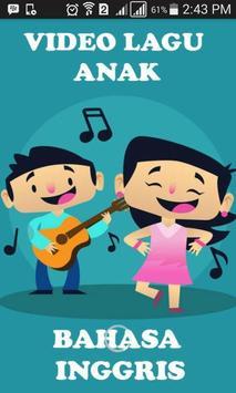 Video Lagu Anak Bahasa Inggris poster