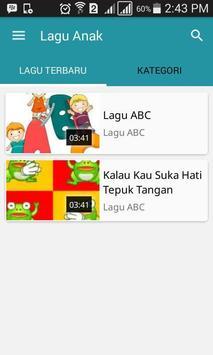 Video Lagu Anak Bahasa Inggris screenshot 1