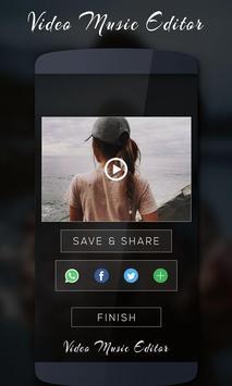 Video Music Editor screenshot 7