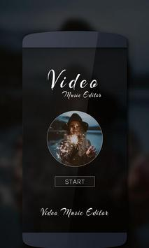 Video Music Editor poster