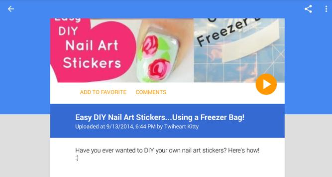 Nail Tutorials Video screenshot 2