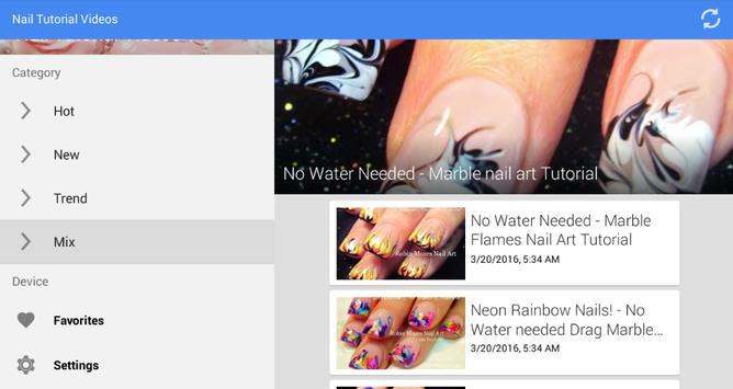 Nail Tutorials Video screenshot 5
