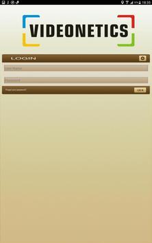 Videonetics Mobile Viewer screenshot 2