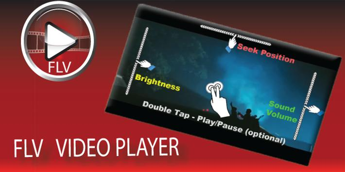 flv video player download for android