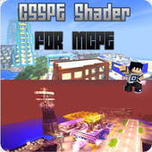 Csspe Shader for Mcpe icon