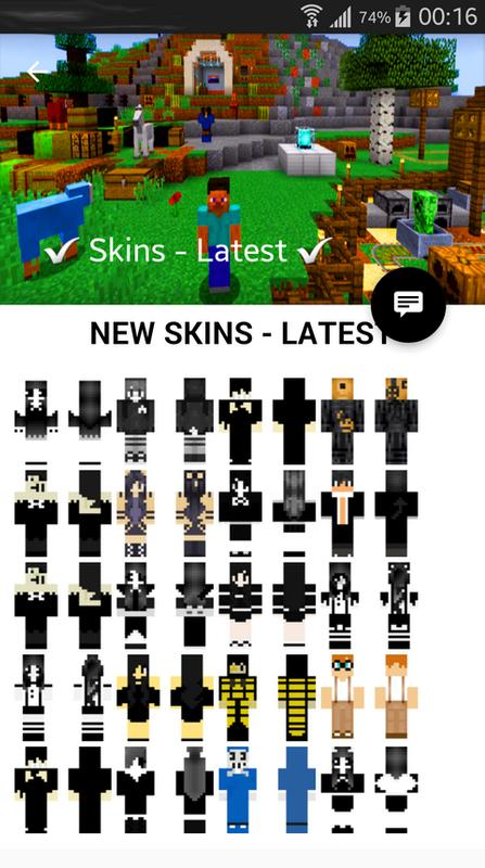 Skins Bendy And The Ink Machine For Mcpe For Android APK Download - Skin para minecraft android y pc
