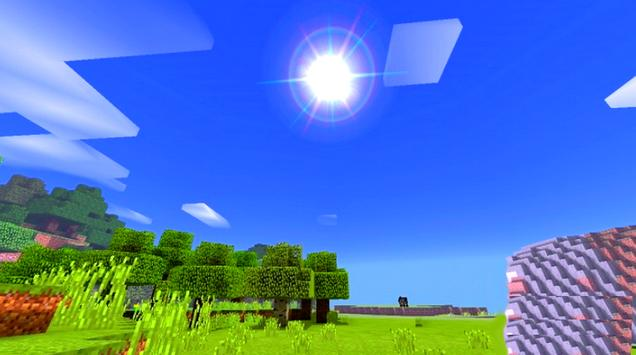 4K shaders for Mcpe poster