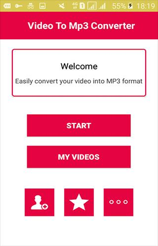 video convert all to mp3 pour Android - Téléchargez l'APK