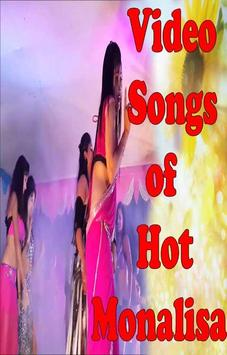 Video Songs of Hot Monalisa screenshot 1