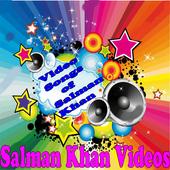 Video Songs of Salman Khan icon