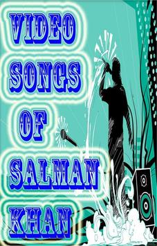 Video Songs of Salman Khan poster