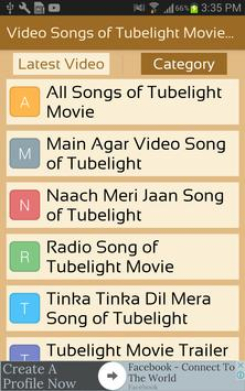 Video Songs of Tubelight Movie 2017 screenshot 1