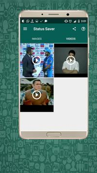 Video Status Downloader For Whatsap screenshot 1