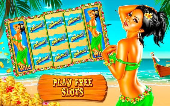 Paradise Island Vegas Casino poster