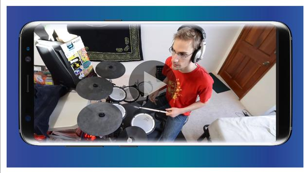Basic Electric Drum Video poster