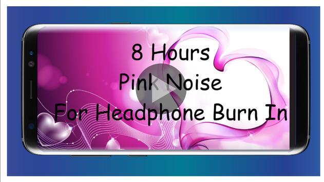 Headphone Burn Sound poster
