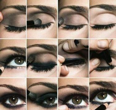 Tutorial Natural Makeup 1 apk screenshot