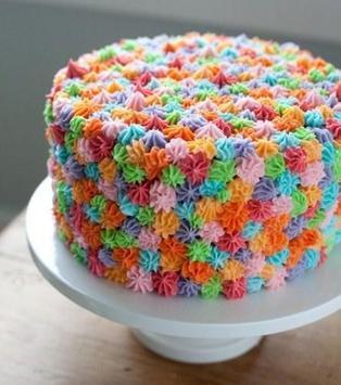 Ideas Cake Icing Design poster