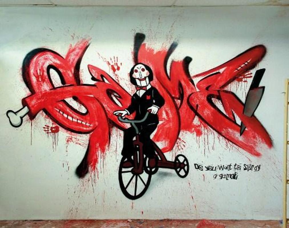 3d graffiti for art 2018 screenshot 1