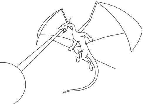 Draw Dragons Art 2018 screenshot 3