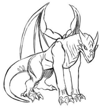 Draw Dragons Art 2018 screenshot 4
