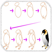 How To Draw Animals For Kids icon