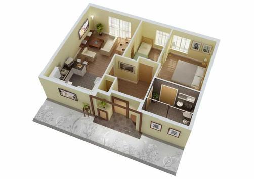 Minimalist Home Planner 3D screenshot 5