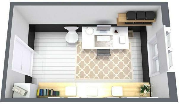Minimalist Home Planner 3D screenshot 1
