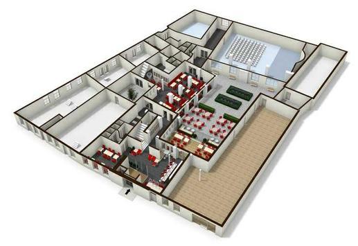 Minimalist Home Planner 3D screenshot 3