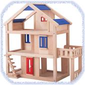 Designs Doll House Plan icon