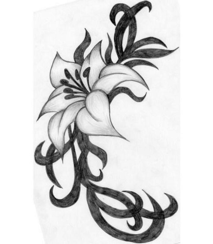 Lápiz Con Dibujo De Flores For Android Apk Download