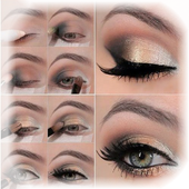 Tutorials Eyebrow Makeup icon