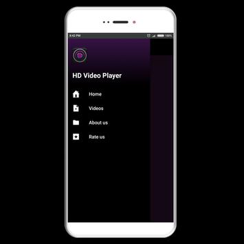All Formats Video Player Free: Fast And Functional screenshot 1