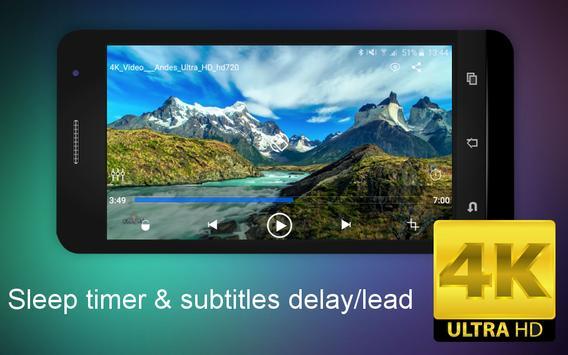 Video Player 4K Ultra HD screenshot 5