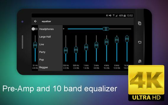 Video Player 4K Ultra HD screenshot 7