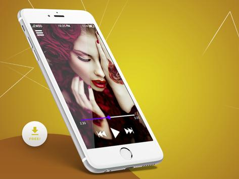 Free Music Video Player poster