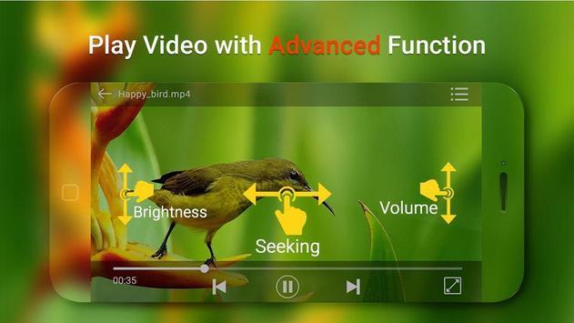 All Format Media Player HD screenshot 3