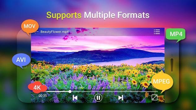 All Format Media Player HD screenshot 1
