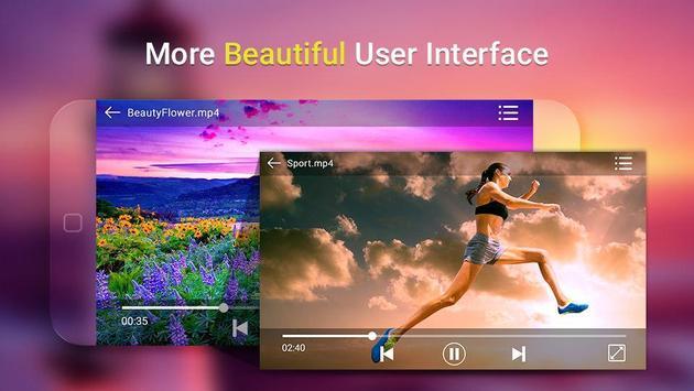 All Format Media Player HD screenshot 2