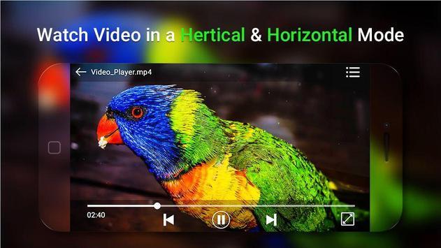 All Format Media Player HD screenshot 4